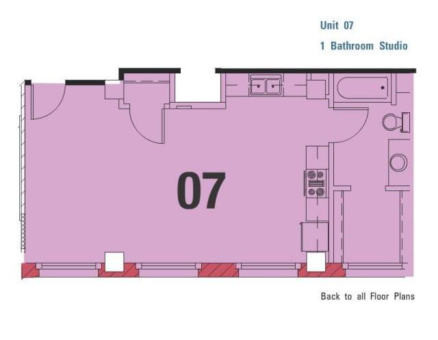 Studio Lofts For Rent