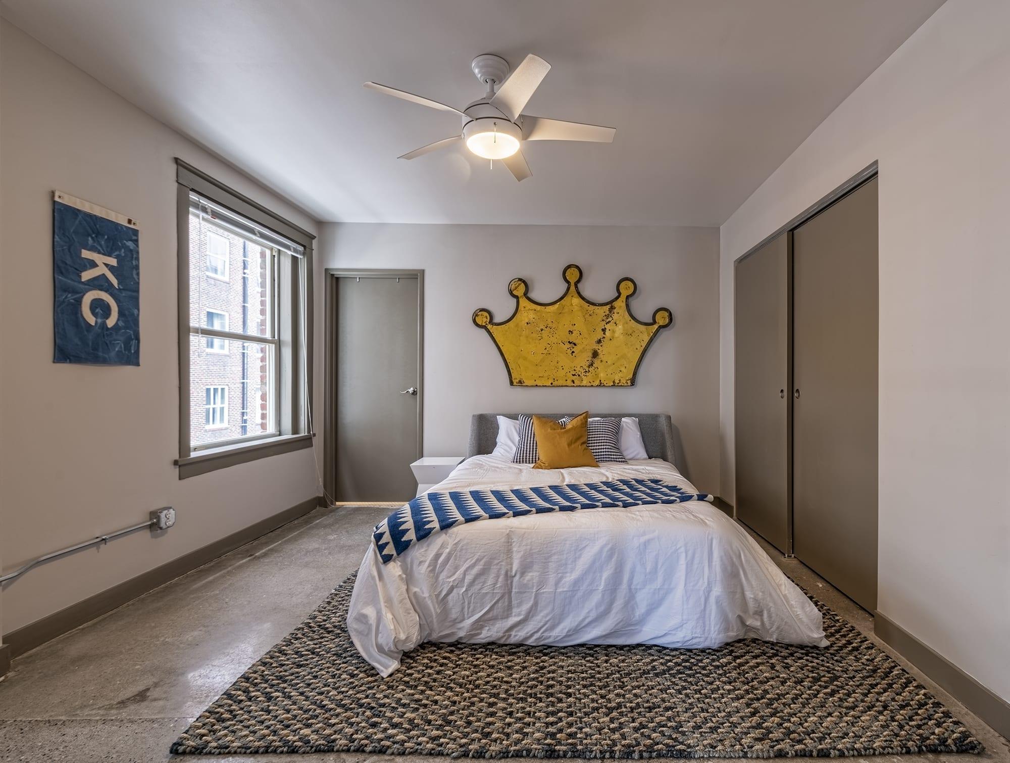 901 Bedroom