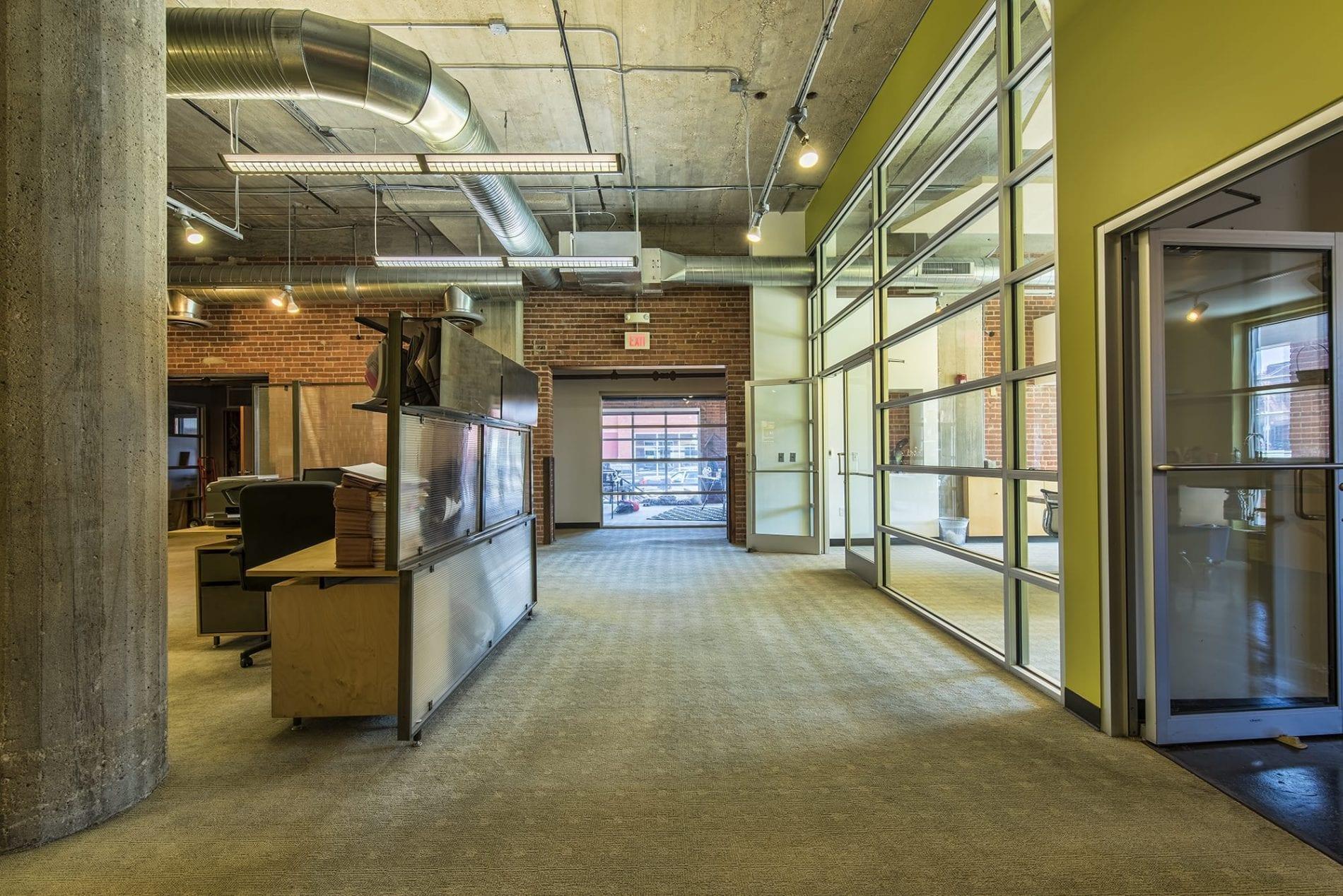 First Floor Office Space Crossroads Arts District Kansas