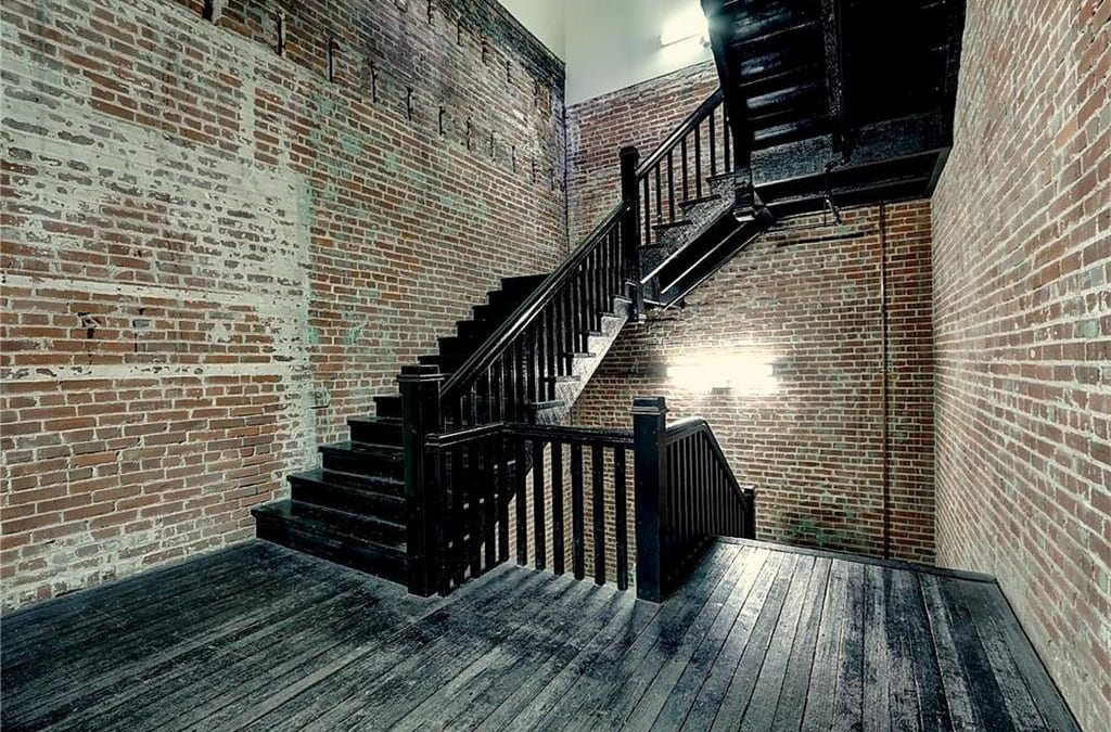 KC Loft Central Soho Stairs