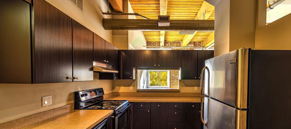 2 Bedroom Loft Apartment Kansas City Lofts Condos