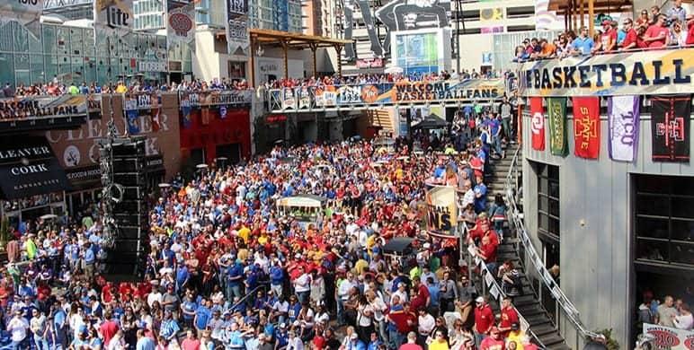 March Basketball Fever Runs Hot In Kansas City!