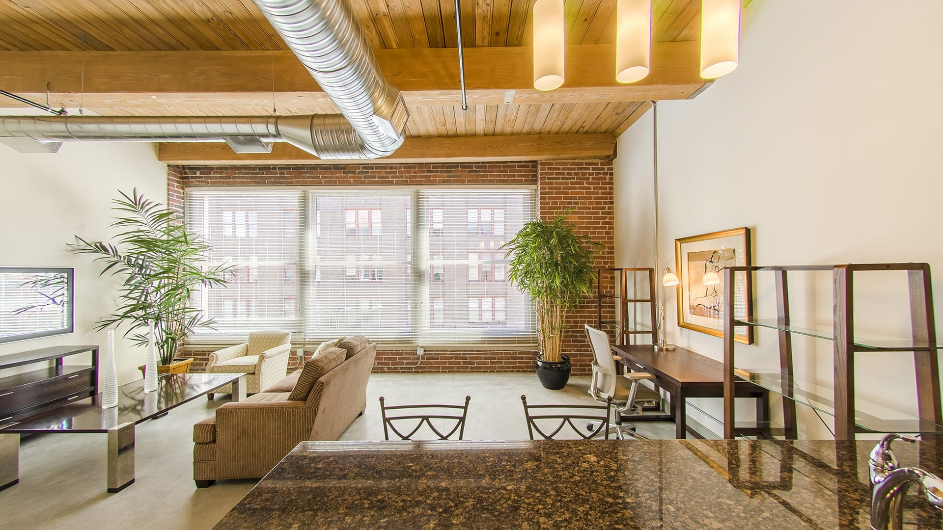 Butler Brothers Loft For Rent