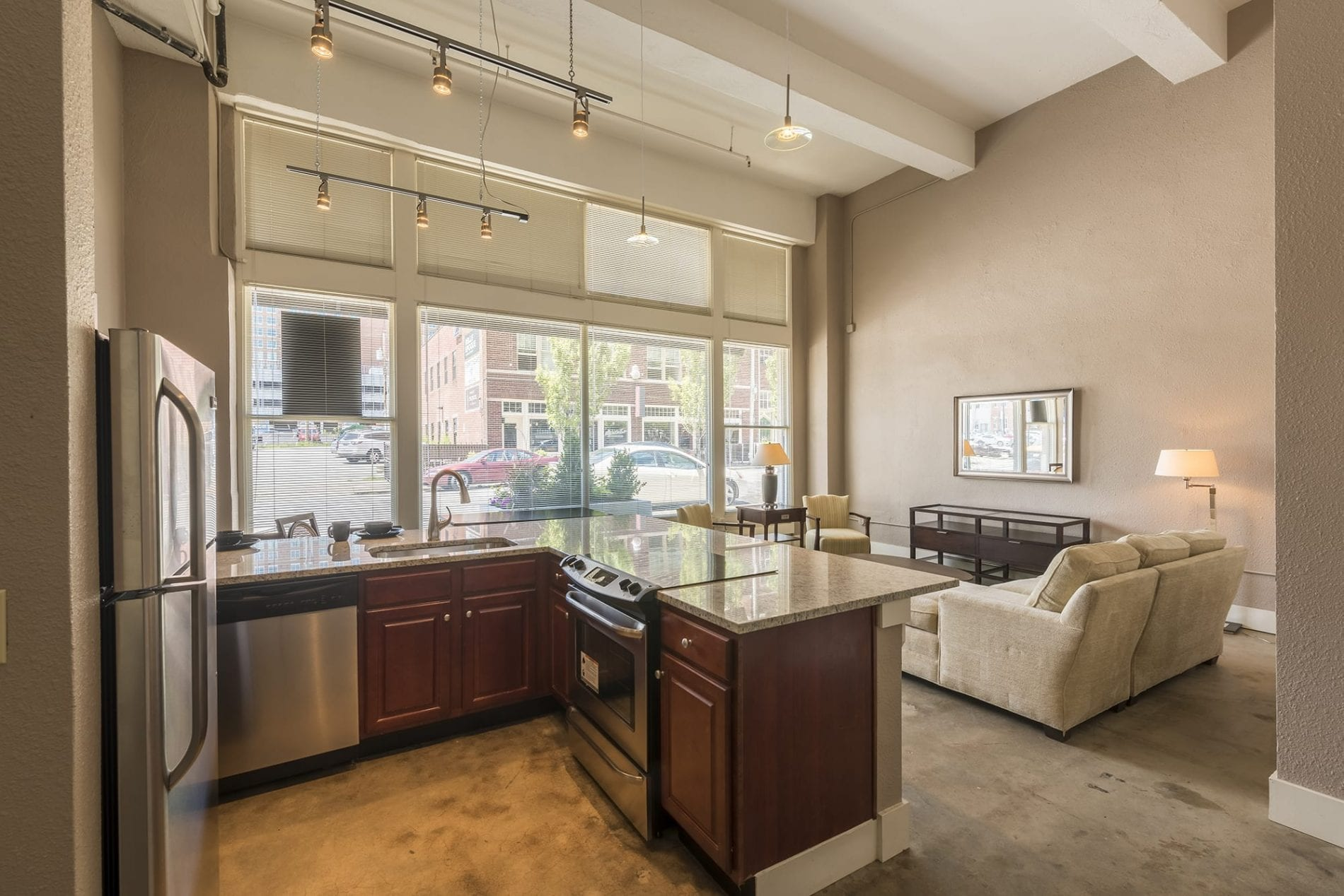 Featured For Sale Campbell Lofts 108 Kansas City Lofts