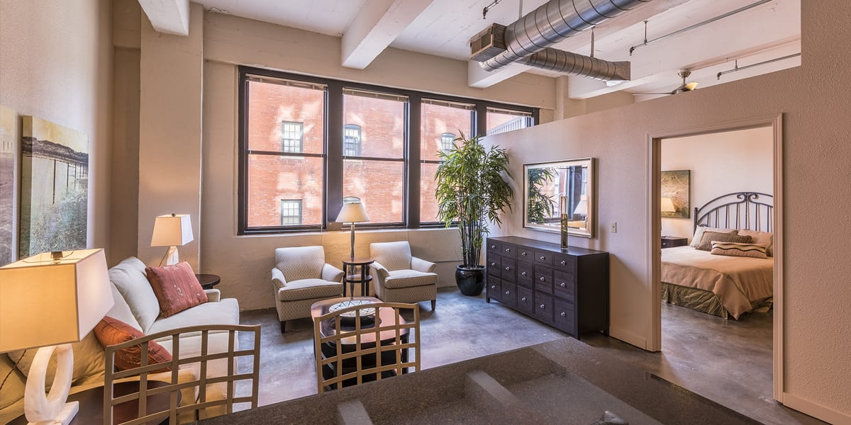 Featured For Sale – Campbell Lofts #405
