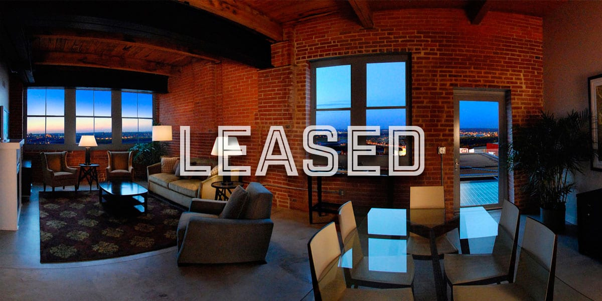Featured For Rent – Fountains Lofts #801