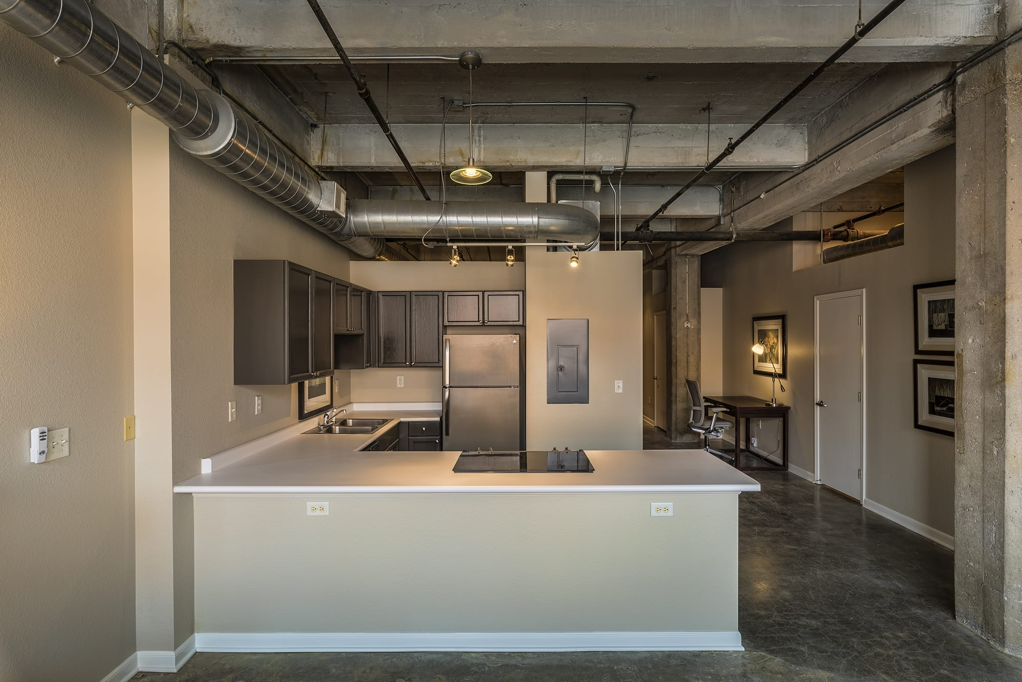 Soho Lofts 325 Ktichen