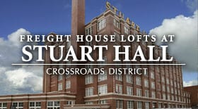 Freight House Lofts at Stuart Hall
